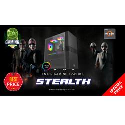 PC Rakitan EnterKomputer Gaming E-Sports Stealth