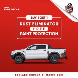 Rust Eliminator Full Body Premium FREE Paint Protection