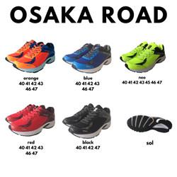 Osaka Road Series - Free Step Running Shoes