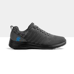 Athletica Official Shop - AT 693 Grey Black | Sepatu Running - 42