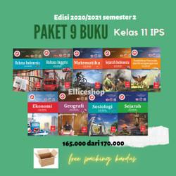 Paket Buku PR IPS Kelas 11 Intan Pariwara