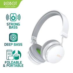Robot Spirit H10 Headset Headphone Wireless Bluetooth Subwoofer