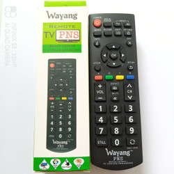 Remote TV LED LCD PANASONIC multi langsung pakai
