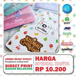 Amiibo Animal Crossing Clone (Series 100-400, Sanrio, Welcome Amiibo)