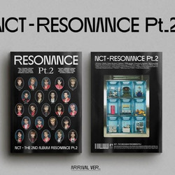 [READY STOCK] NCT 2020 2nd Album - RESONANCE Pt.2 (Arrival ver.)