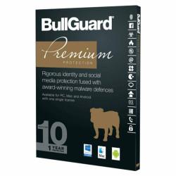 BullGuard Premium Protection Internet Security Antivirus 10 Users 1THN