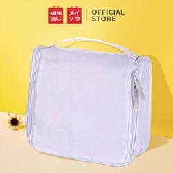 MINISO Set Tas Penyimpan Perlengkapan Mandi Makeup Travel Storage Bag