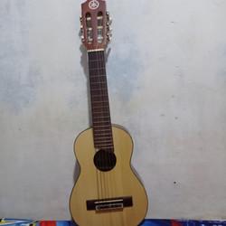 guitarlele gl1 yamaha - natural doff