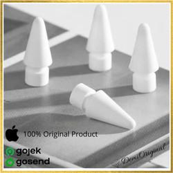 Original Apple Pencil Tip Replacement for Ipad Gen 1 & 2 Asli