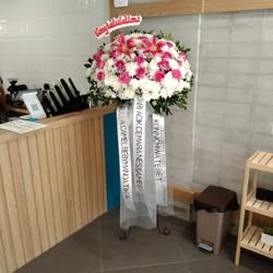 standing flower duka cita congratulation karangan bunga duka cita