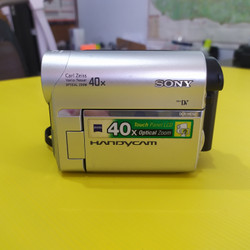 Handycam Sony Mini DV HC52e bisa Playback kaset2 lama Mini Dv