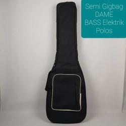 Semi Gigbag Dame Bass Elektrik