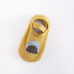 Kibo Strap Socks / Kaos Kaki Bayi - Kuning