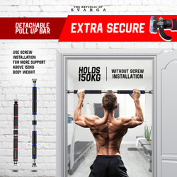 Pull Up Bar Svarga | Tiang Pull Up | Available in 2 sizes