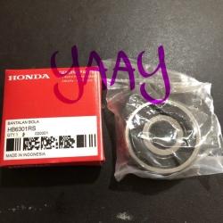 Bearing Lahar Laher 6301 RS Honda Bantalan Bola