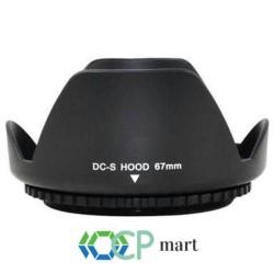 Lens Hood Flower 67mm Canon Fujifilm 18-135mm Sony 18-200mm N 18-105mm