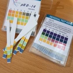 Ph paper universal test paper kertas lakmus 100 stripes SUNCARE