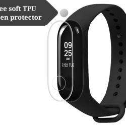 Screen guard Anti Gores Xiaomi Mi Band 3 ANTIgores