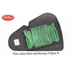 Filter udara honda beat new/vario 110 fi/scoopy fi/beat fi