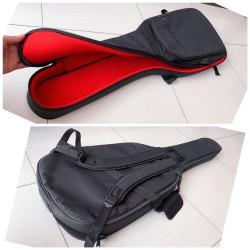 Gigbag atau tas bass elektrik all size tebal dalaman beludru lembut