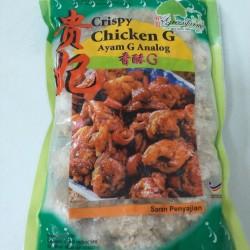 Greenfarm crispy G 400 gr / kui fei vegetarian