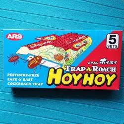 Perangkap kecoa Hoy Hoy Trap a Roach (pembasmi serangga)