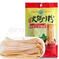 Mie Ubi (Hongshu Fen 红薯粉)