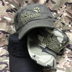 Topi Army Tactical Hat Flat Top Cap Motif Jack Wolfskin All size