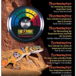 Exoterra Thermometer Analog - PT2465