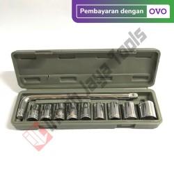 Kunci Sok Set 10 pcs RRC Motor Mobil