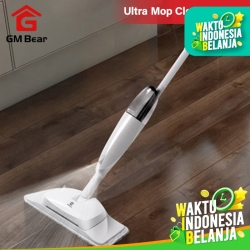 GM Bear Alat Pel Lantai Ultra Mop Cleanze 1027 White