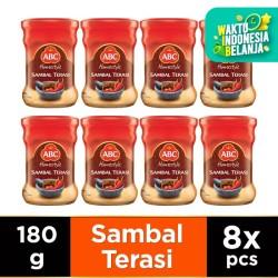ABC Sambal Terasi 180 g - Multipack 8 pcs