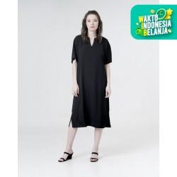 This Is April - Owen Dress Black