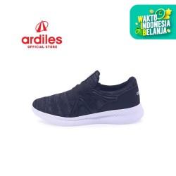 Ardiles Women Leandra Sepatu Running - Hitam