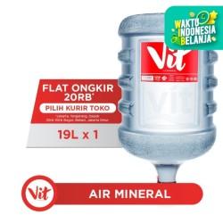VIT Air Mineral 19L + Galon
