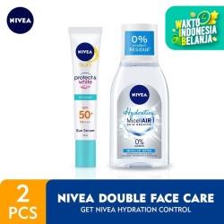 NIVEA Double Face Care - Hydration Control