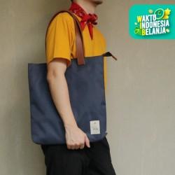 Tote Bag 406 Blue
