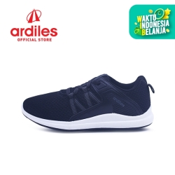 Ardiles Women Gukwa Sepatu Sneakers - Hitam