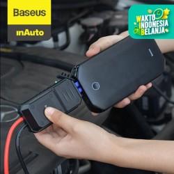 BASEUS POWERBANK 8000MAH CAR JUMP STARTER AKI MOBIL ACCU POWER