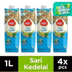 ABC Sari Kedelai 1 L - Multipack 4 pcs
