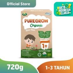 PUREGROW Organic - Susu Formula Organik 1-3 Tahun 720gr Boy