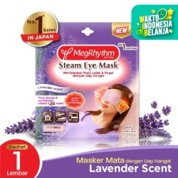 MegRhythm Steam Eye Mask Lavender 1s