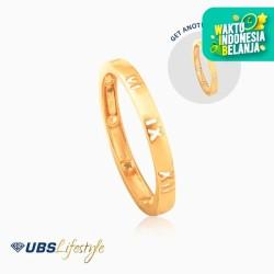 CINCIN GOLD UBS TWO WAY LOOKS - CC15271 - 750 - KUNING
