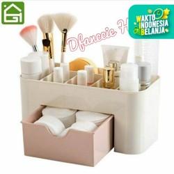 MAKE UP STORAGE - Rak Tempat Kosmetik / Rak Kosmetik Peralatan Make Up