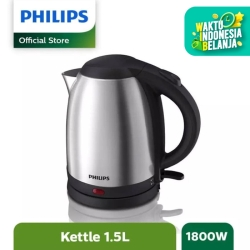 Philips Daily Collection Kettle 1.5L HD9306/03 - Hitam