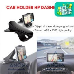 Car Holder HP Dashboard Mobil Pegangan Jepitan Gantungan Handphone