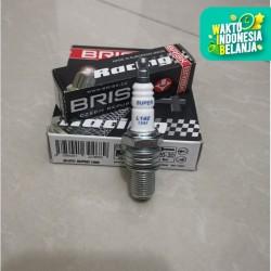 Busi Brisk Racing Cooper Ninja R RR NSR Satria 2 Tak
