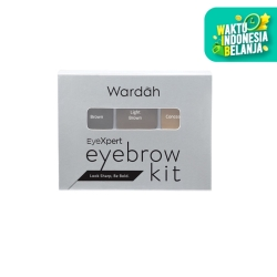 Wardah Eyexpert Eyebrow Kit 3 gr