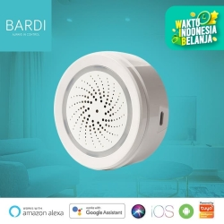 Bardi Smart Home Wifi Siren Loud Alarm Android/iOS Support
