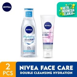 NIVEA Face Care Double Cleansing - Hydration